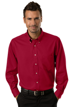 Load image into Gallery viewer, Van Heusen Easy-Care Dress Twill Shirt