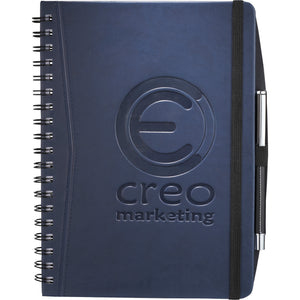 Pedova™ Large Wire Bound Spiral JournalBook™