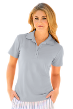 Load image into Gallery viewer, Women's Play Dry® Performance Mesh Polo