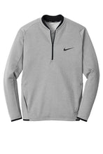 Load image into Gallery viewer, NIKE THERMA-FIT TEXTURED FLEECE 1/2 ZIP