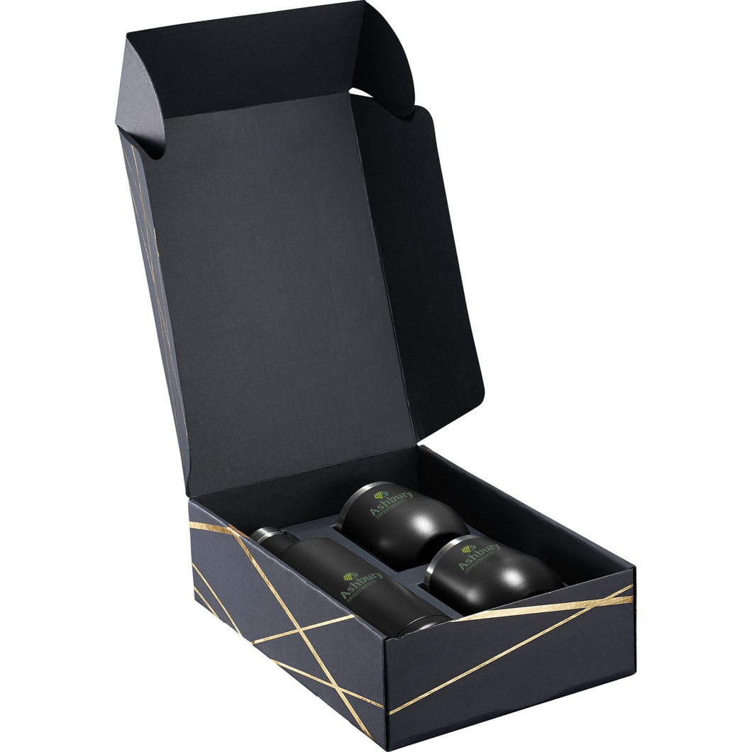 MARLBOROUGH COPPER VACUUM INSULATED GIFT SET