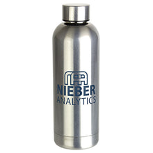 Load image into Gallery viewer, 17 OZ SLEEK SIP INSULATED BOTTLE
