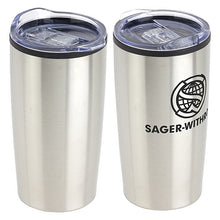 Load image into Gallery viewer, 20 OZ OLYMPUS STAINLESS STEEL/POLYPROPYLENE TUMBLER