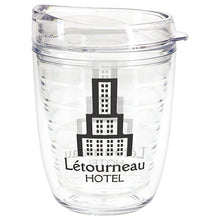 Load image into Gallery viewer, 12 oz. Reef Tritan Double Wall Tumbler With Translucent Lid