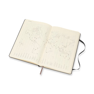 MOLESKINE HARDCOVER LARGE 12 MONTH 2019 WEEKLY- PLANNER