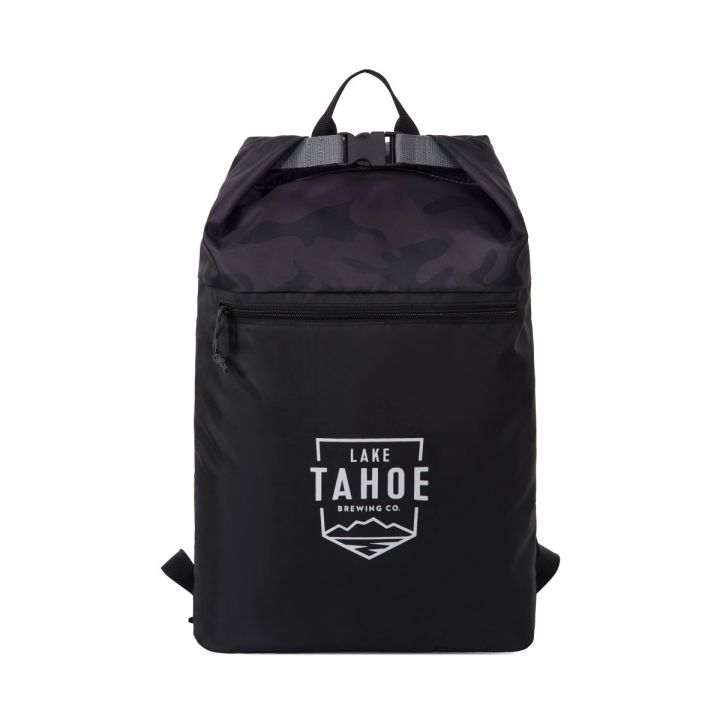 Rainier Roll Top Backpack