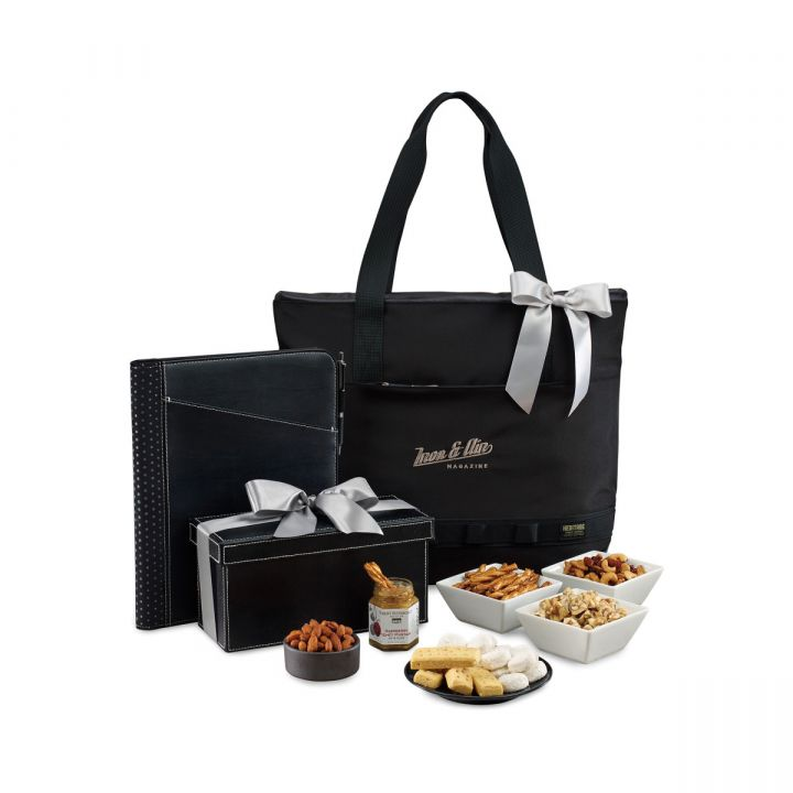 Heritage Supply™ Highline Tote Gourmet Gift Set