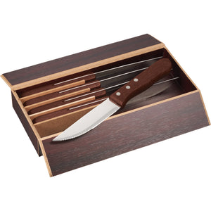 5 PIECE OVERSIZED STEAK KNIFE SET