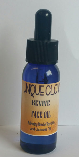 All Natural Revive Face Oil