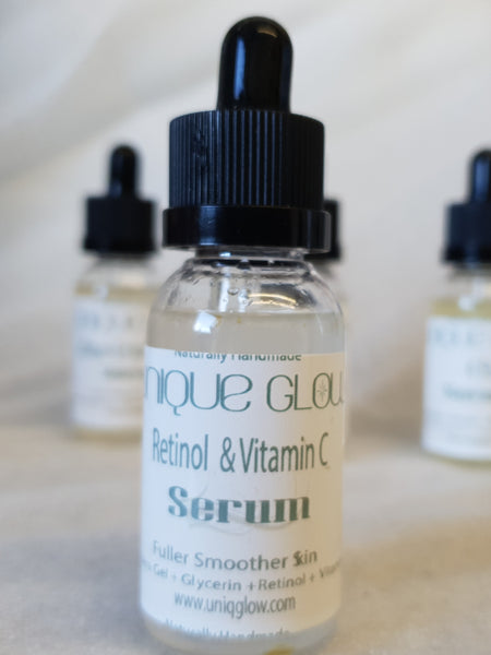 Retinol & Vitamin C Serum