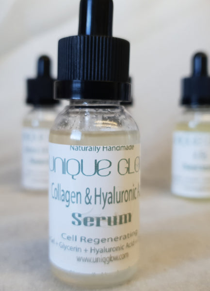 Collagen & 2% Hyaluronic Acid Serum