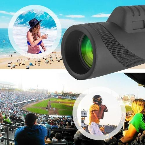 New 2018 Waterproof High Definition Monocular Telescope