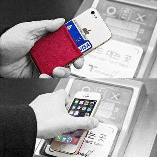 Adhesive Mobile Pocket