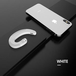 BoneTech™ Earphone ivory white