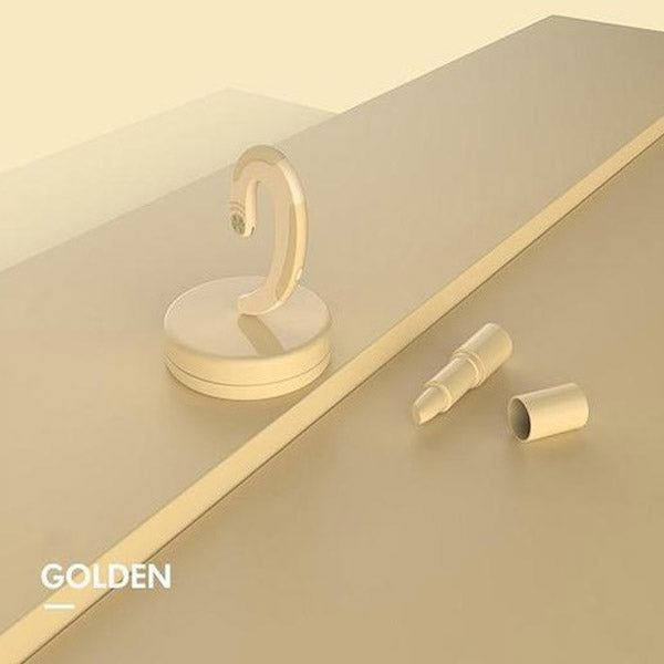 BoneTech™ Earphone champagne gold