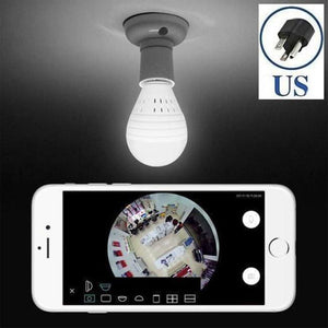 Droacam 360º Surveillance Camera Bulb US
