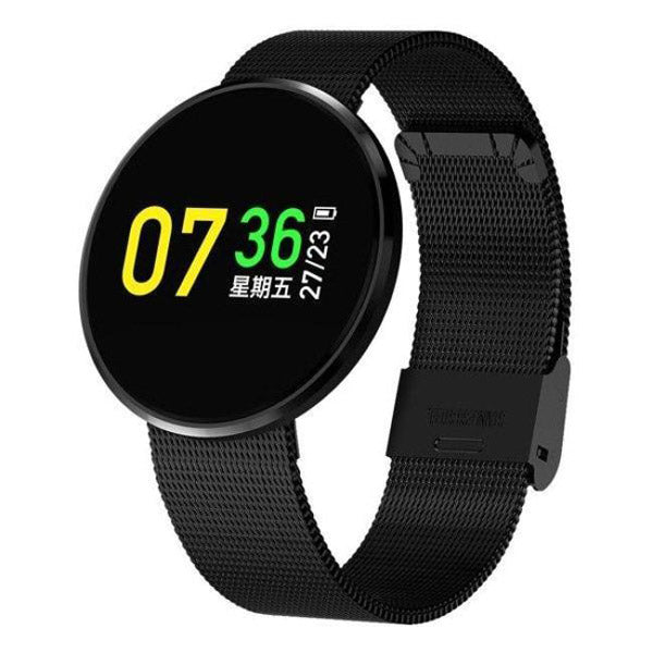 Life Smartwatch stainless black