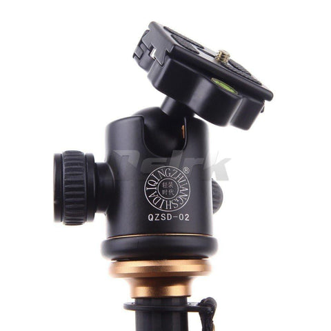ProFlex Tripod / Monopod with 360° Fluid Ball Head Mount