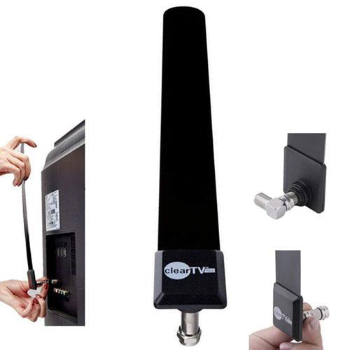 Amazing HDTV Antenna (FREE for Life. Never Pay Expensive Cable or Satellite Fees Again)