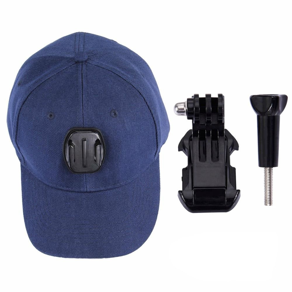 Action Camera Hat