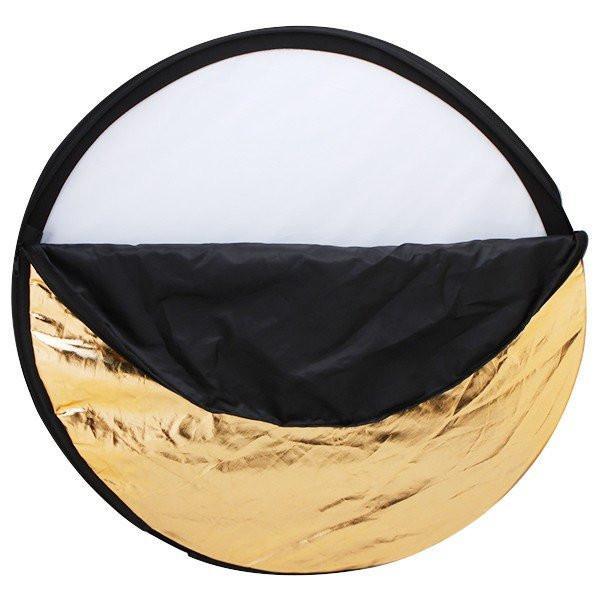 "5 in 1 Collapsible 32"" Round Light Reflector"