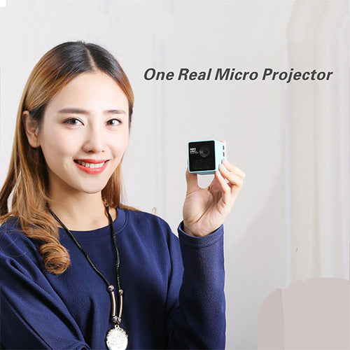 Wireless Pocket Projector