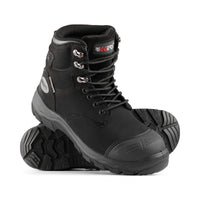 TORNADO V2 LACE UP SAFETY BOOT (BUMP CAP)-Riggers Online Store