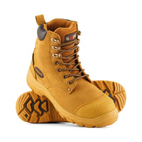 CHALLENGER LACE UP TPU OUTSOLE SAFETY BOOT (BUMP CAP)