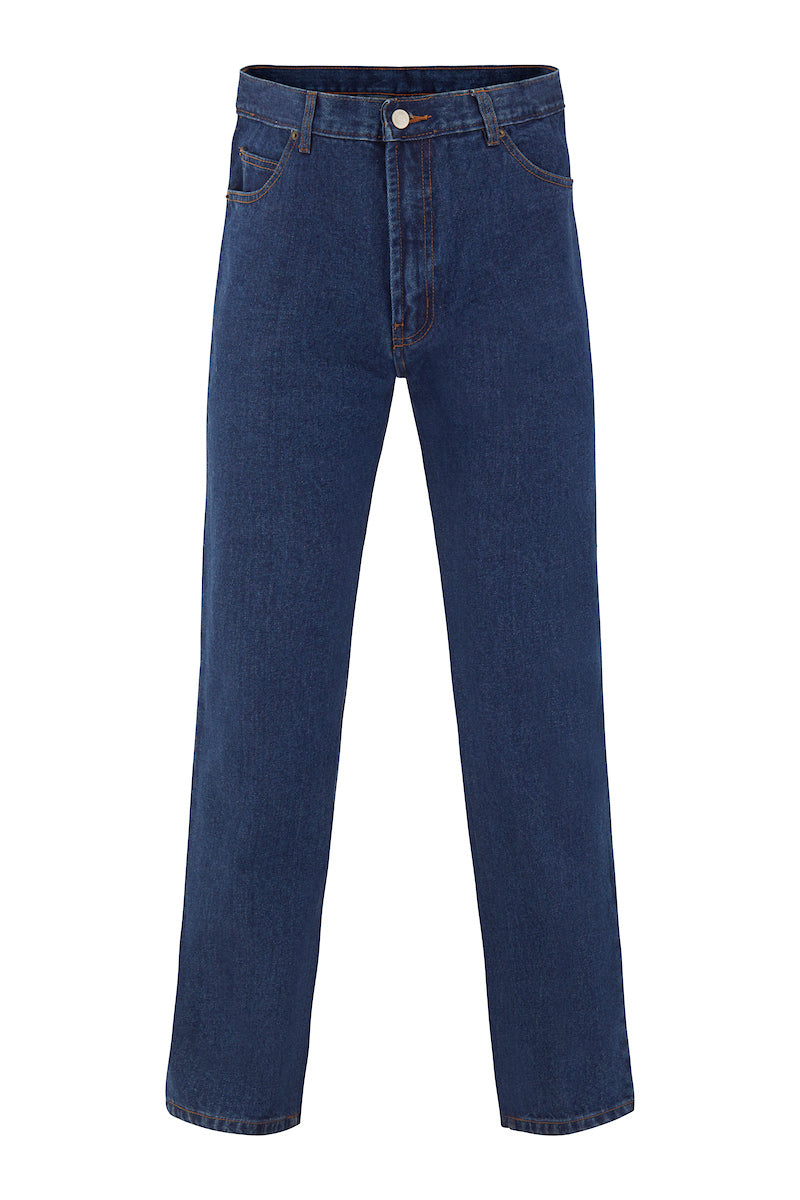 COTTON DENIM JEANS-Riggers Online Store