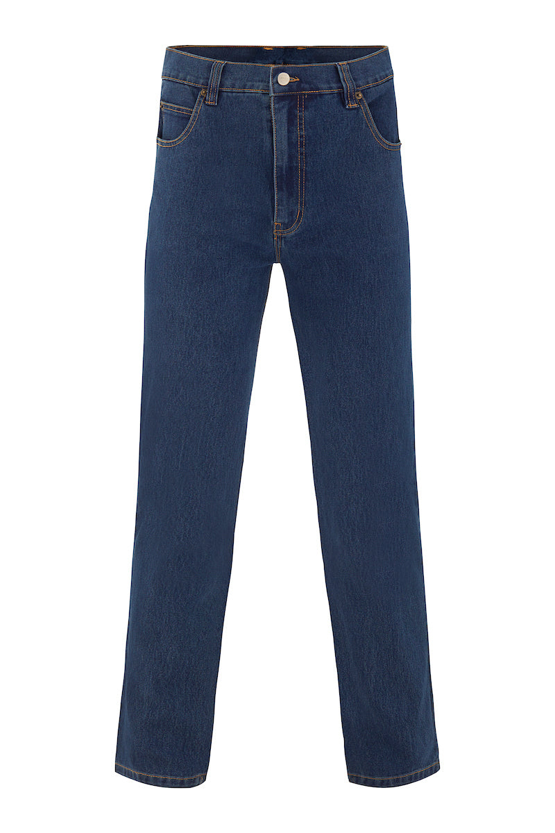 STRETCH DENIM JEANS-Riggers Online Store
