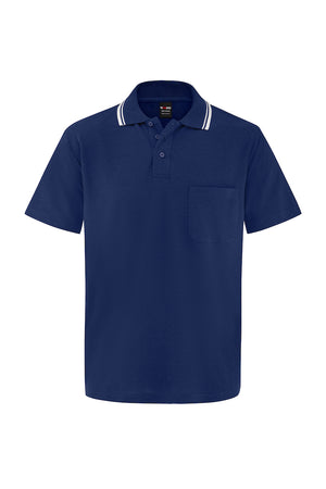 SHORT SLEEVE BAMBOO POLO-Riggers Online Store