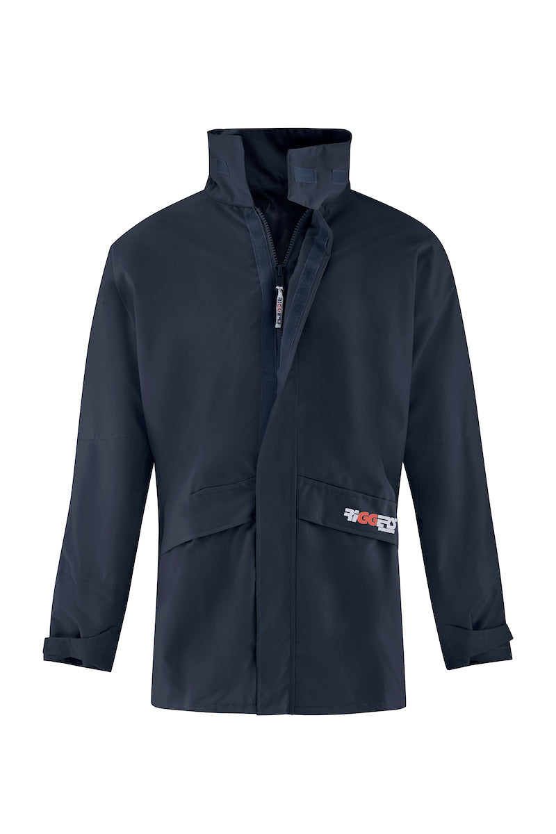 RAIN BREATHABLE AND WATERPROOF STORM JACKET