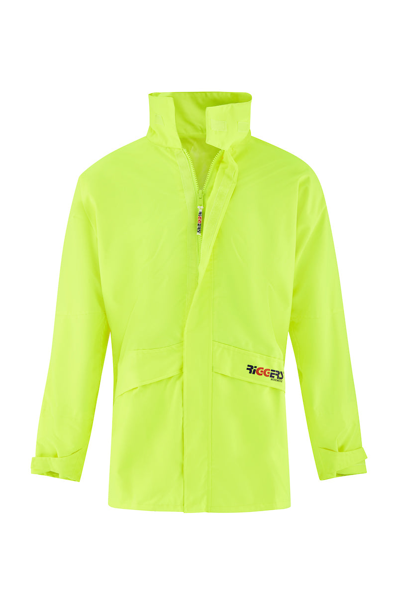 RAIN BREATHABLE AND WATERPROOF STORM JACKET-Riggers Online Store