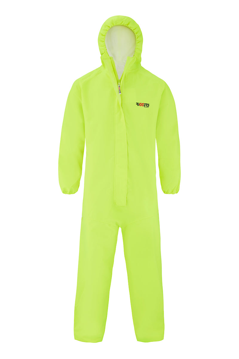 RAIN BREATHABLE AND WATERPROOF SPRAY OVERALL