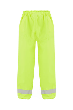 RAIN BREATHABLE AND WATERPROOF PANTS (REFLECTIVE)-Riggers Online Store
