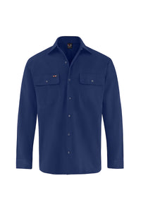 LONG SLEEVE COTTON DRILL SHIRT