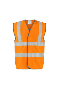 HIGH VIS SAFETY VEST (REFLECTIVE)-Riggers Online Store