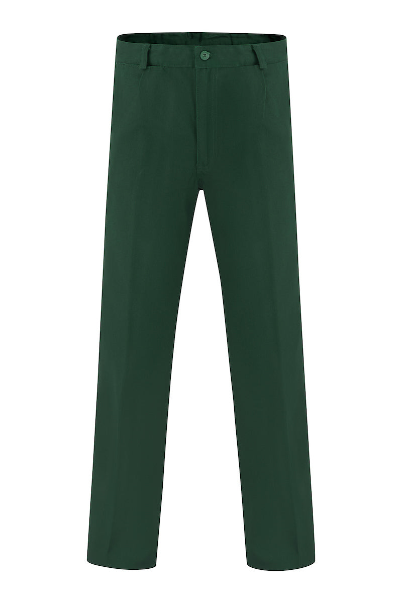 HEAVY WEIGHT COTTON DRILL TROUSERS