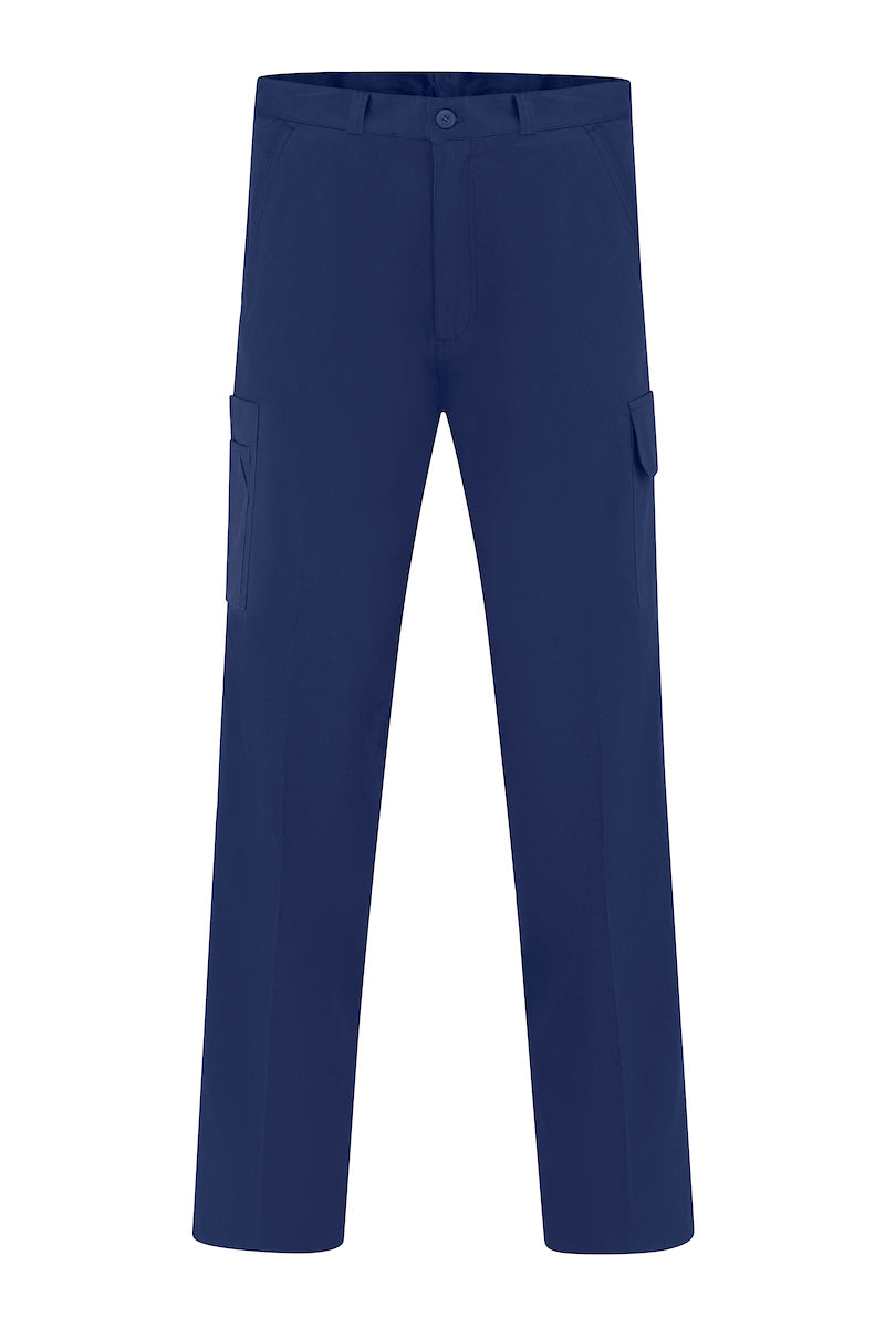 LIGHT WEIGHT COTTON DRILL CARGO TROUSERS