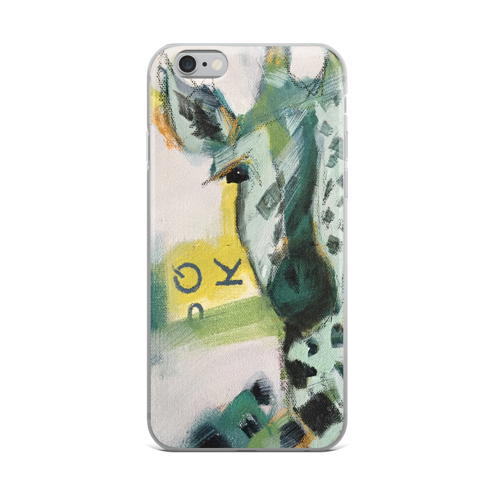 Giraffe iPhone Case