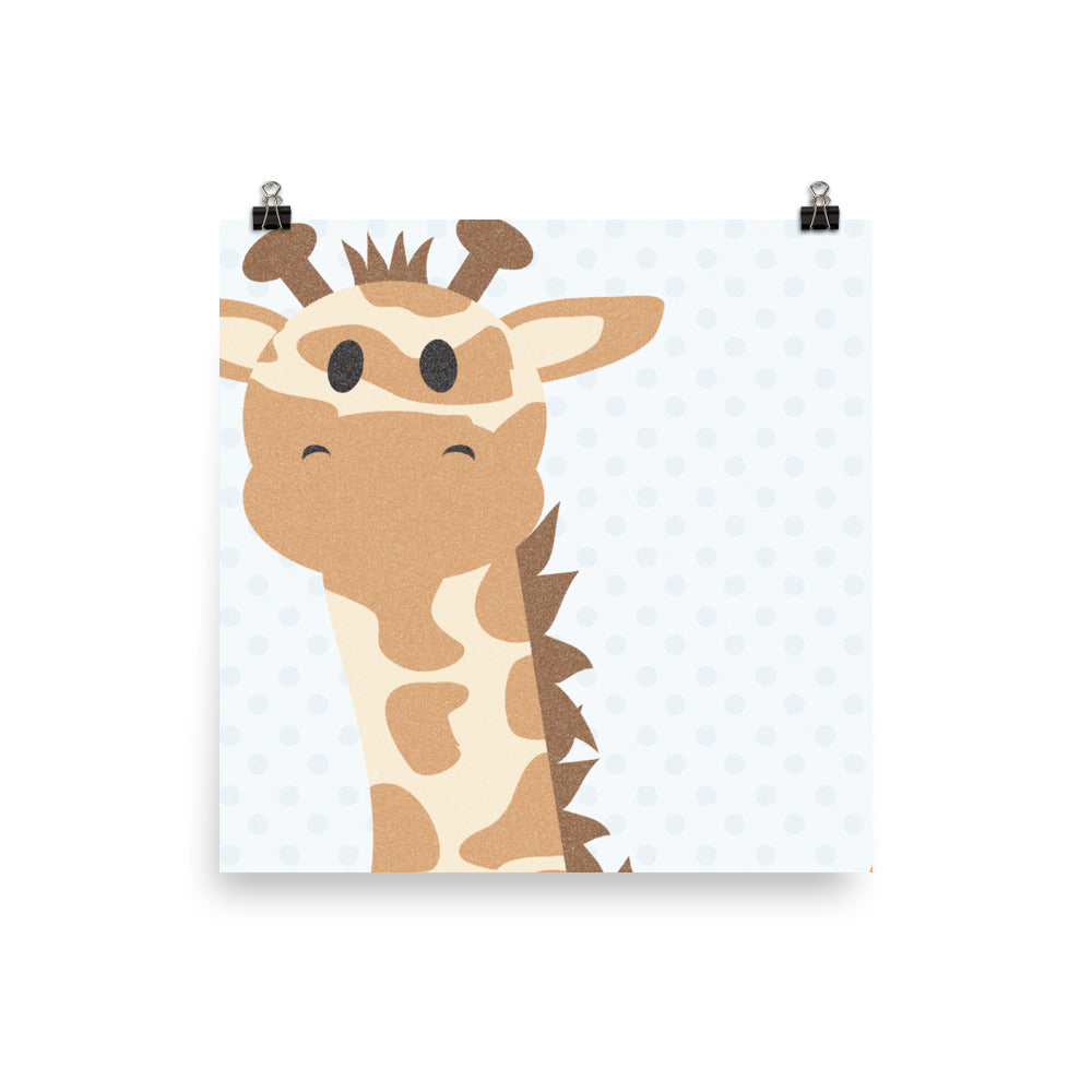 Giraffe Illustration
