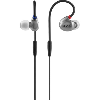 rha t20 in-ear monitors wired headphones earphones earbuds