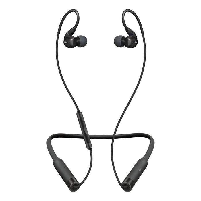 rha t20 wireless in-ear headphones earphones earbuds