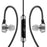 rha ma750i in-ear wired headphones earphones earbuds with apple microphone