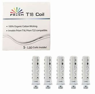 Innokin T18/T22 replacent coils