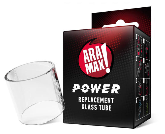 Aramax Power replacement glass tube
