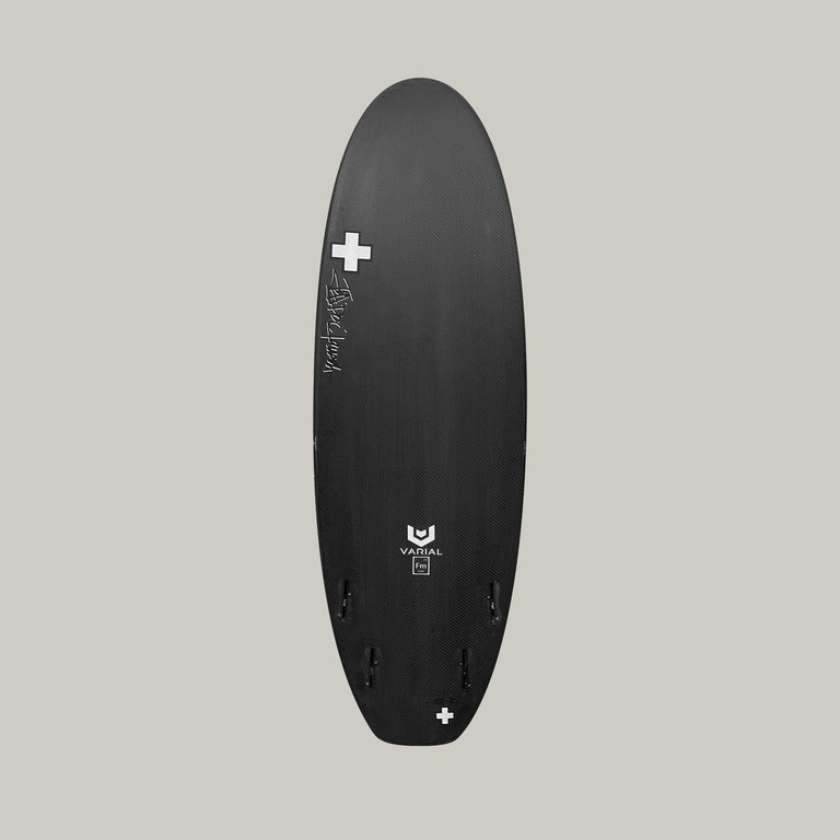 "Deadly Flying Turtle 5'5"" Infused Carbon"
