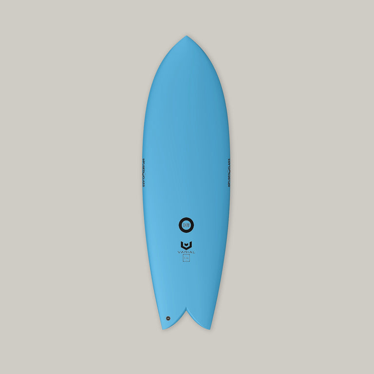 Custom chemistry surfboard. Twin fin surfboard, groveler surfboard, funboard surfboard for sale ideal for 2-6ft waves. Made with varial stringerless surfboard blanks and varial infused glass. Custom surfboard dimensions, surfboard color, surfboard glass, surfboard resin.