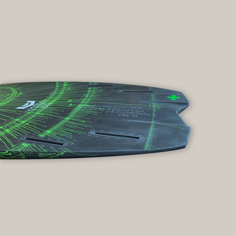 Deadly Flying Turtle 5'8""