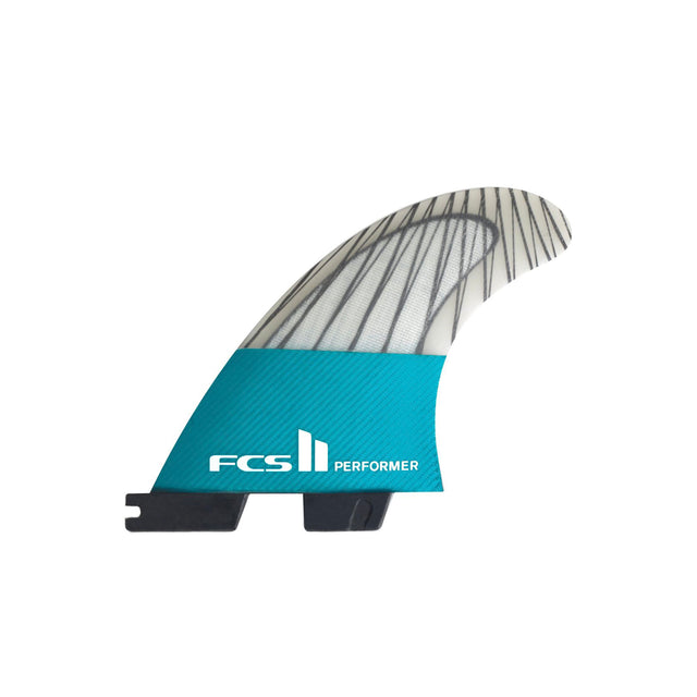 FCSII Performer PC Carbon Tri Fins